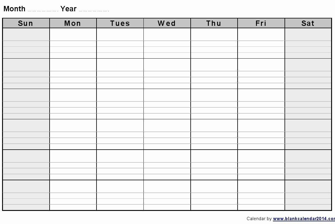 2 week calendar printable | dating sider co blank 2 week