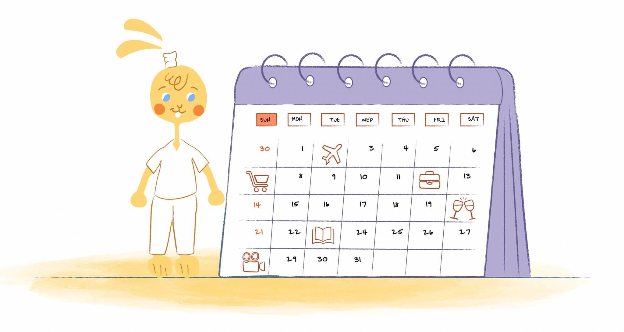 25 Google Calendar Hacks To Maximize Productivity Calendar