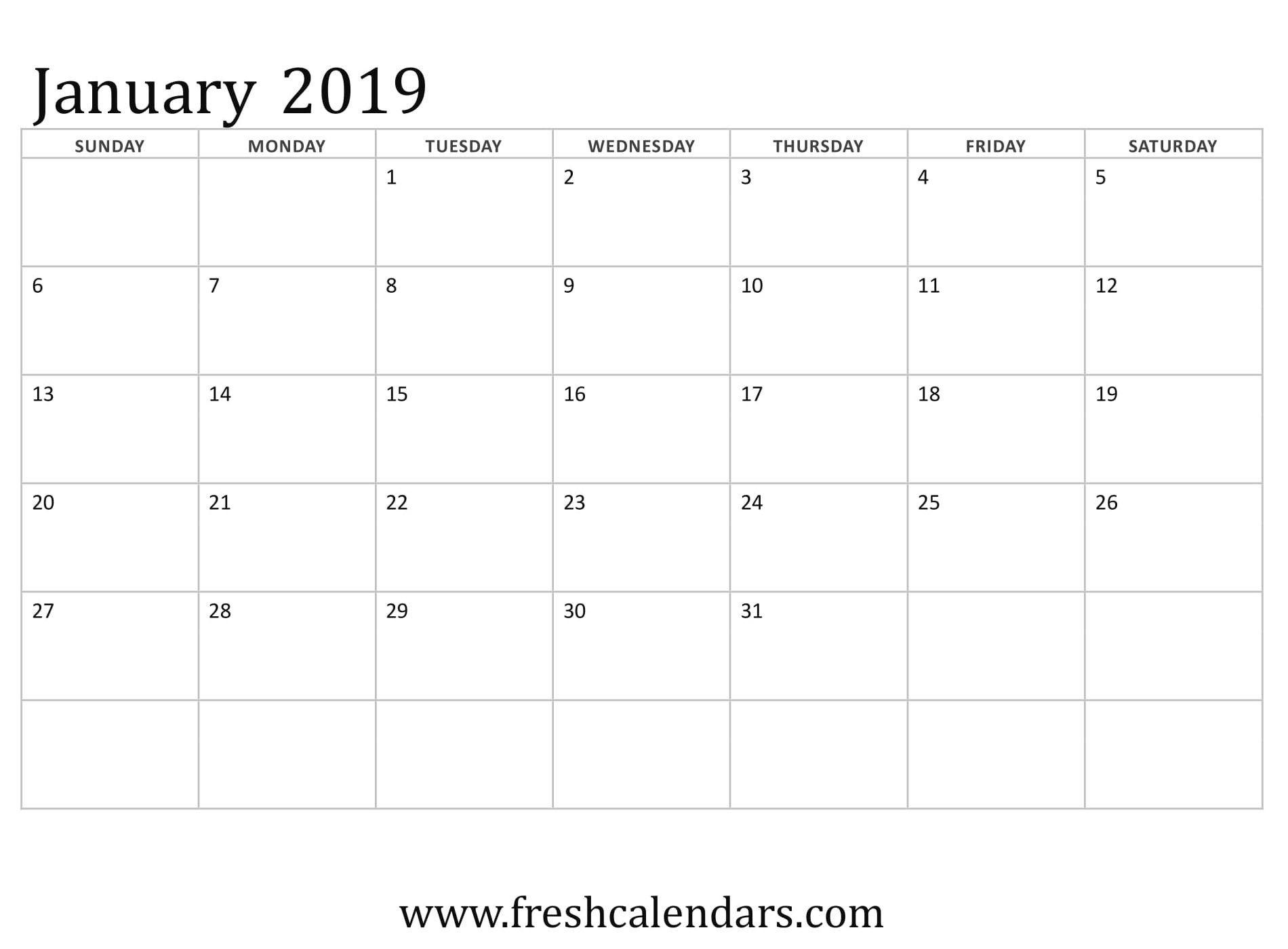 371a1 11x17 calendar template microsoft word | #digital with