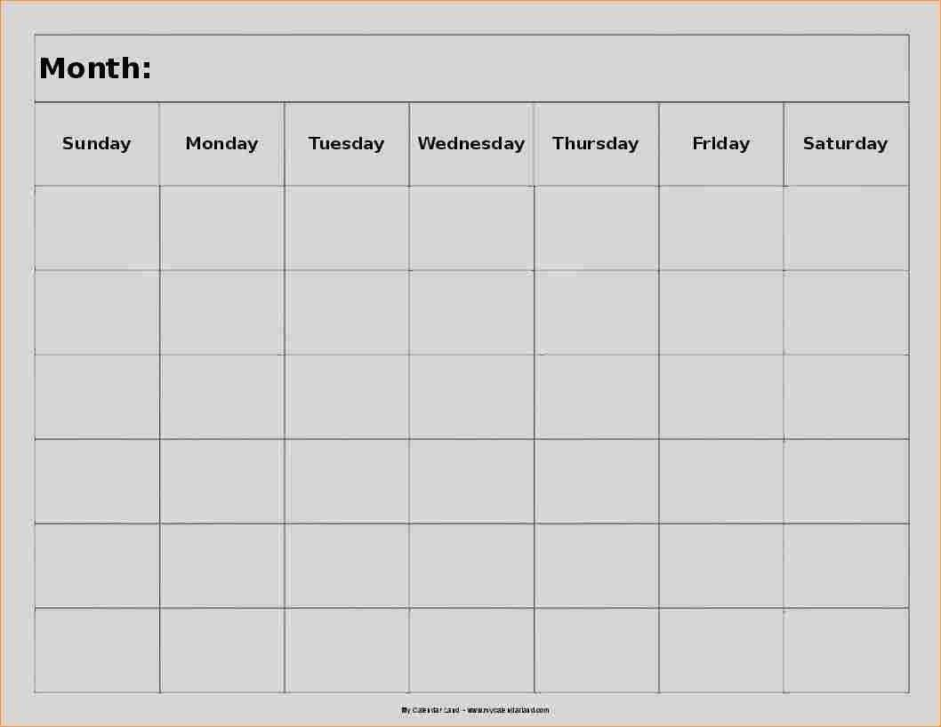 5 week calendar template five moments that basically sum up