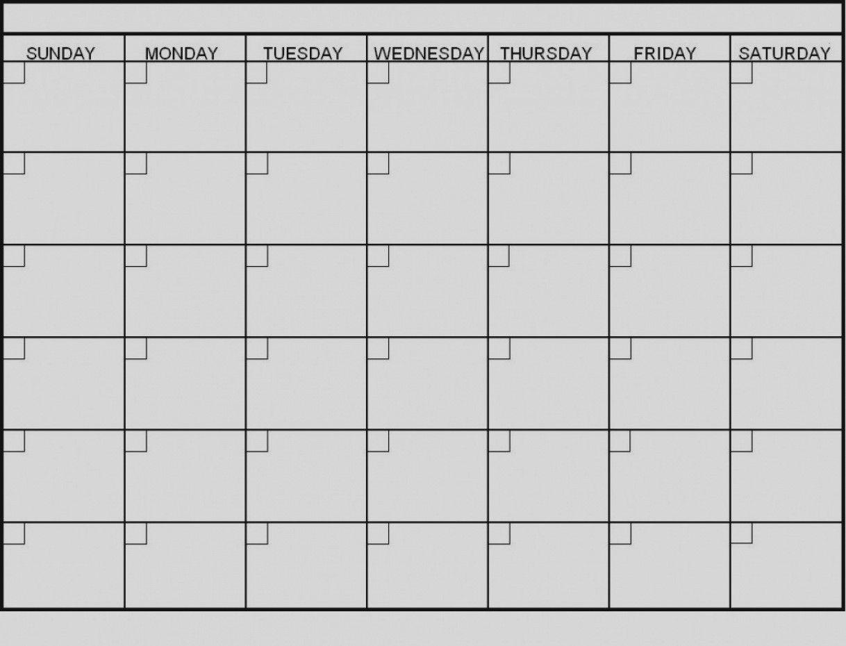 6 week blank calendar printable | blank calendar template