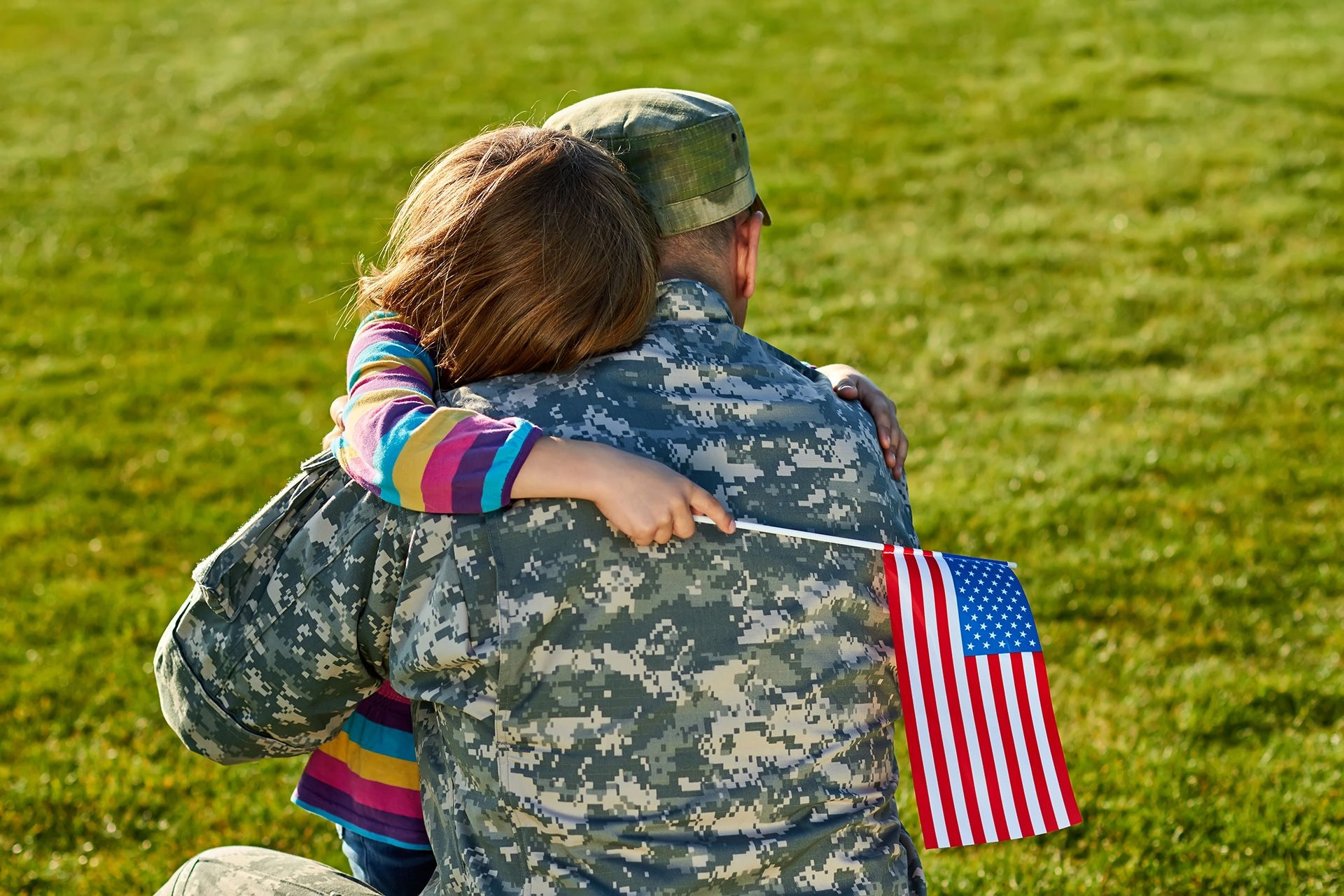 7 Ways To Support Military Children During Deployment