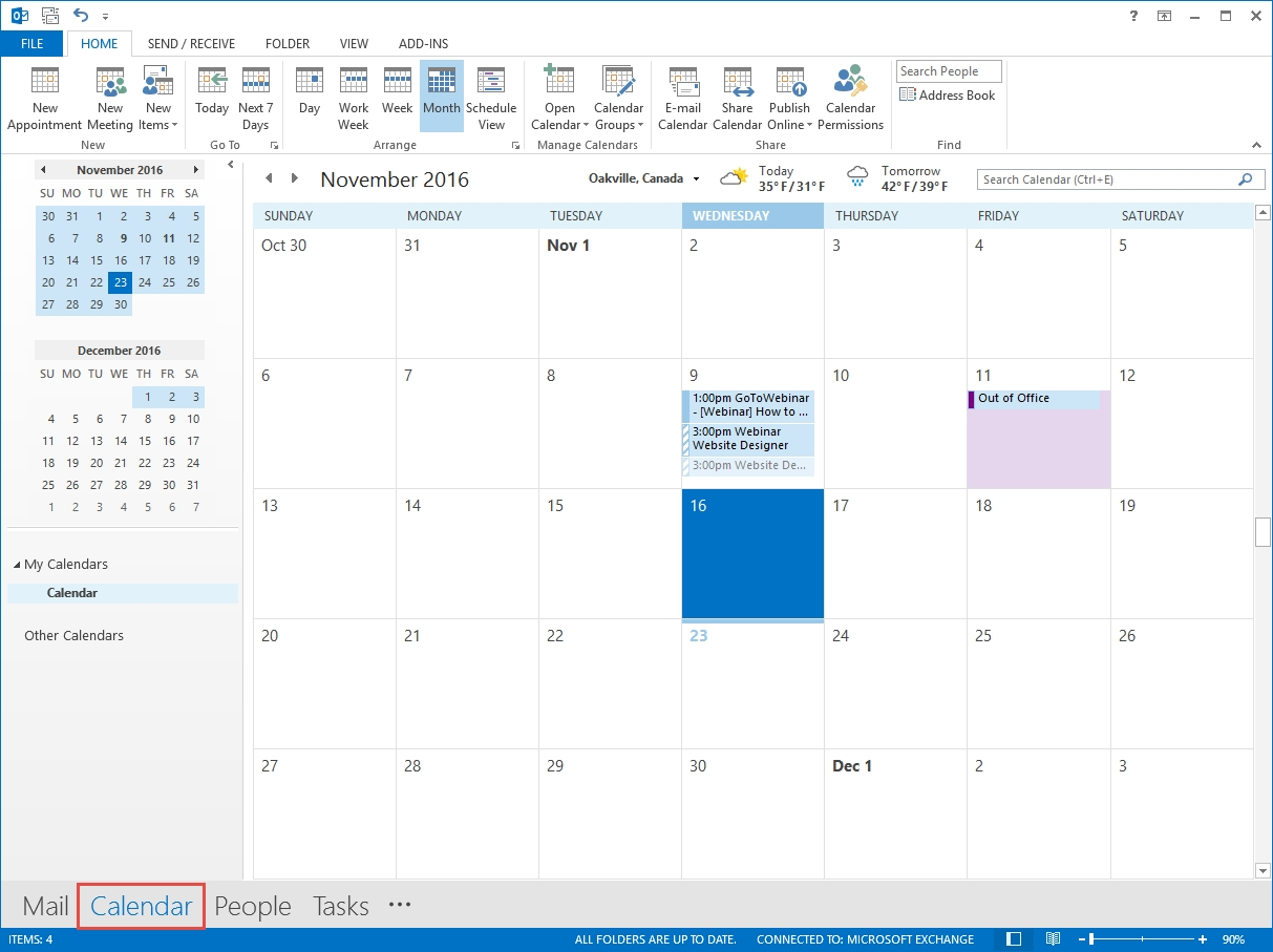Adding A Calendar Subscription With Outlook Clubrunner