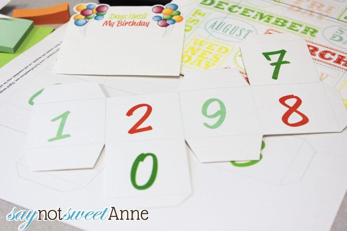birthday countdown blocks [free printable] sweet anne designs