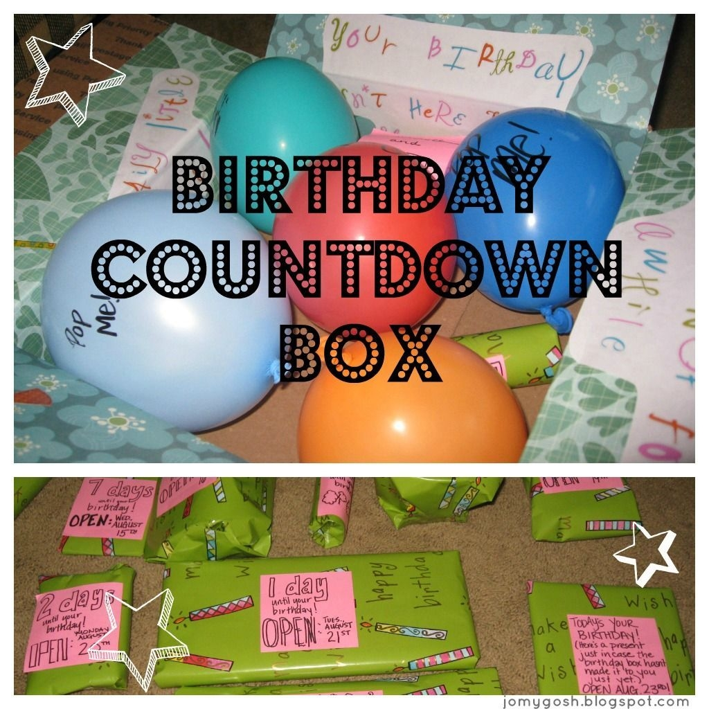 birthdays are the best! (with images) | birthday countdown