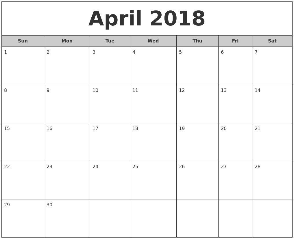 blank calendar mon through fri with no dates or month