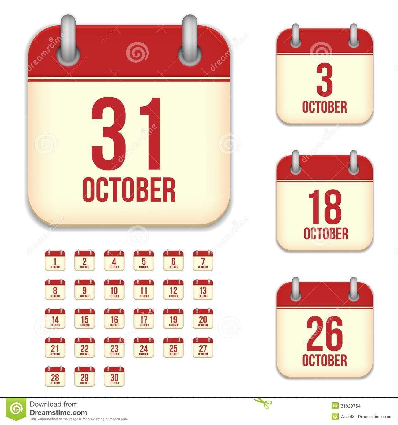 calendar date icon generator | calendar for planning