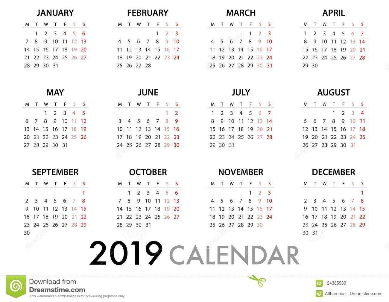 calendar week to date in 2020 | weekly calendar, calendar