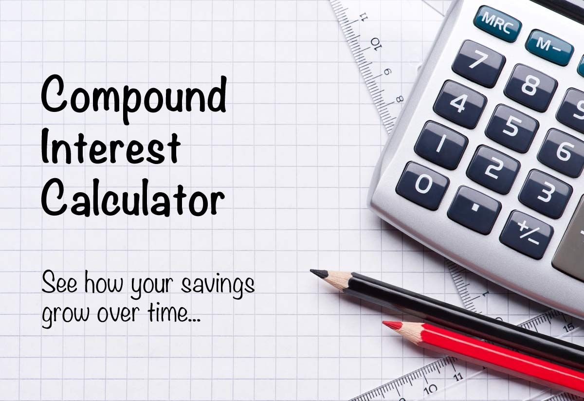 Compound Interest Calculator (daily, Monthly, Yearly