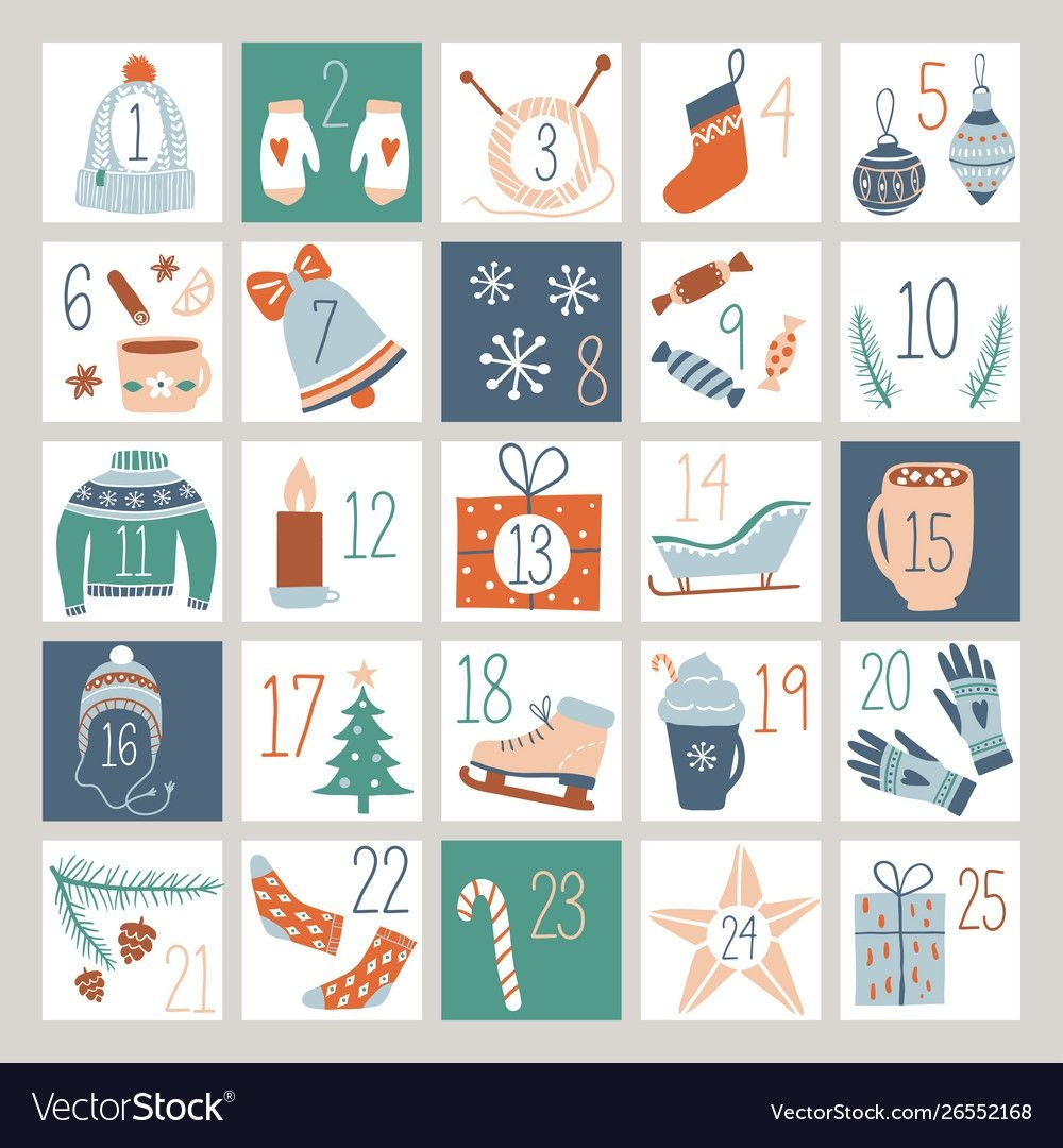 countdown advent calendar
