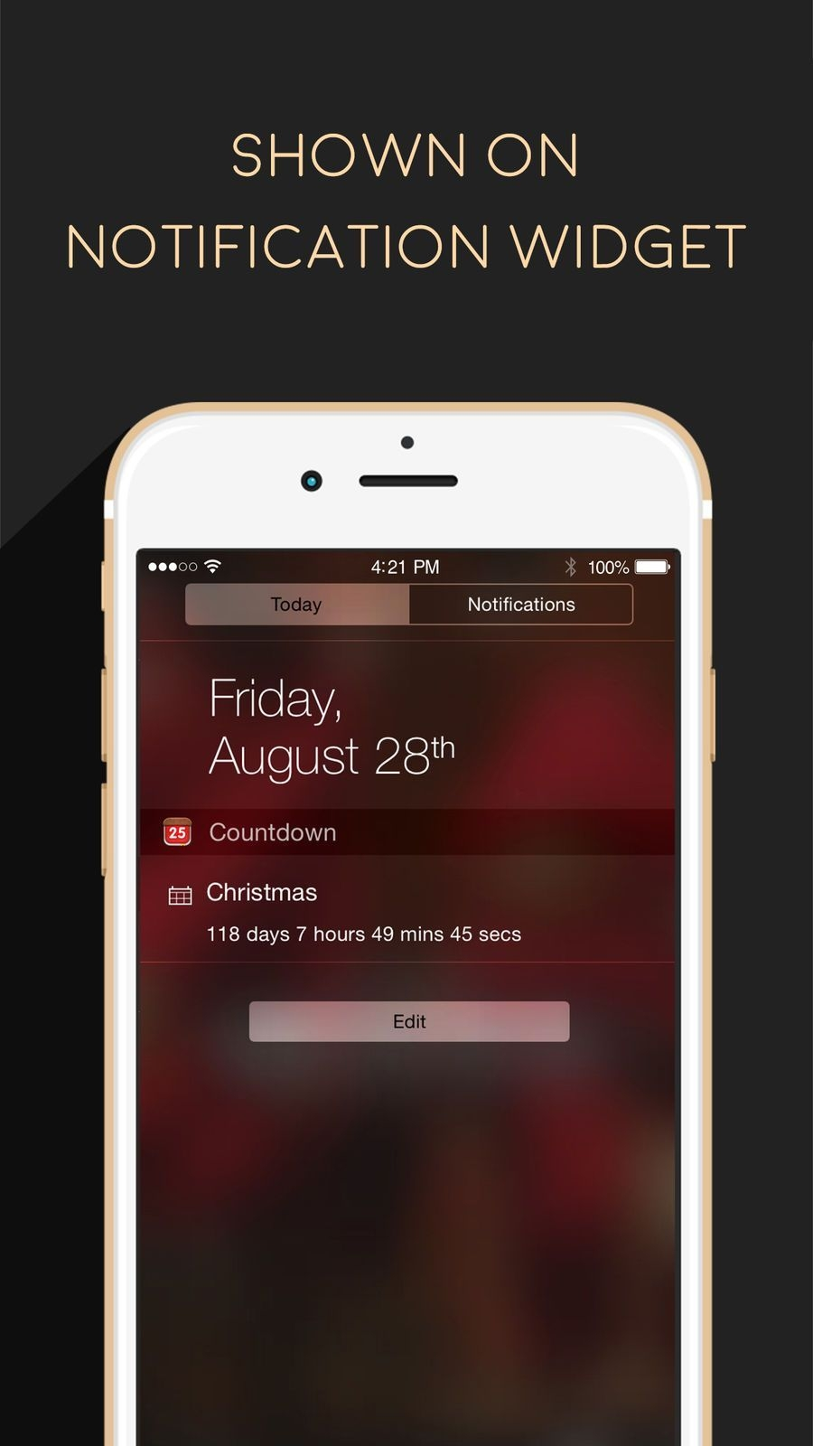 Countdown App Free (big Day Event Timer Reminder) #reminder