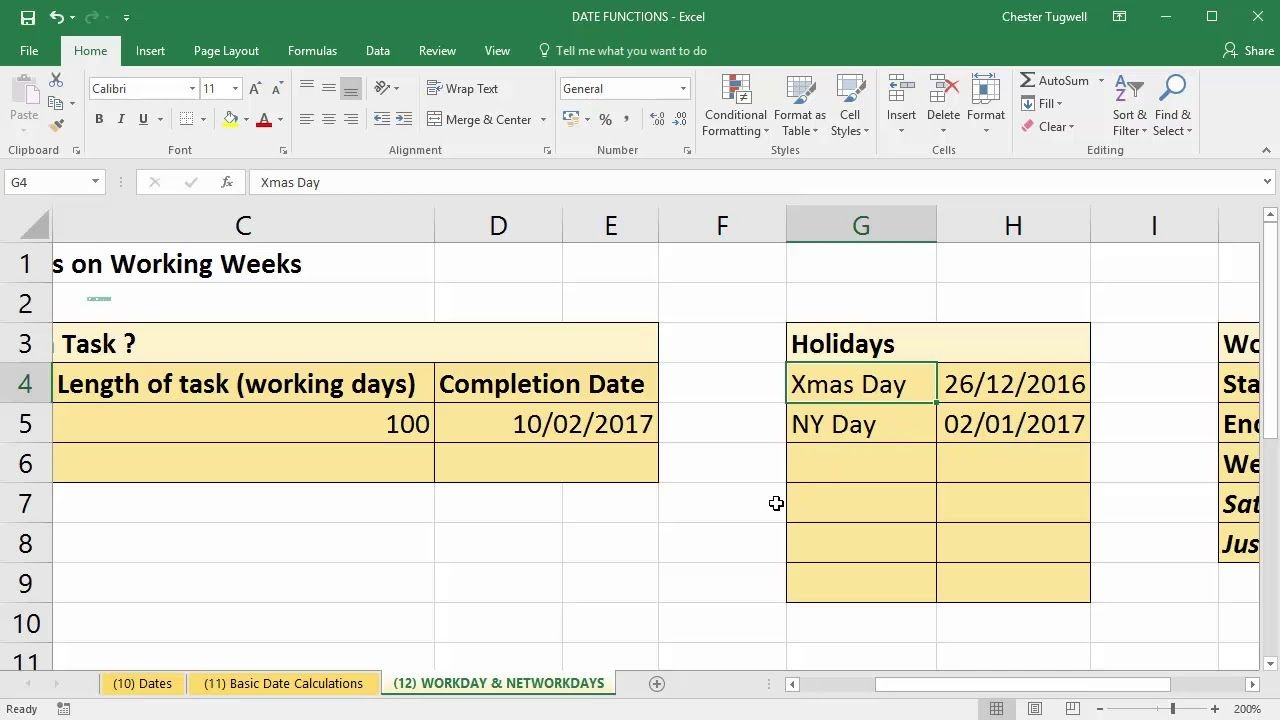 countdown without weekends | calendar for planning