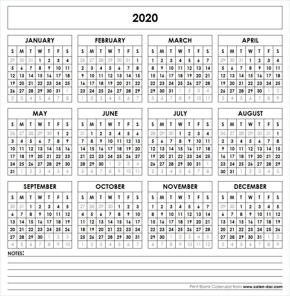 Dashing 6 Month View Calendar Template In 2020 | Printable