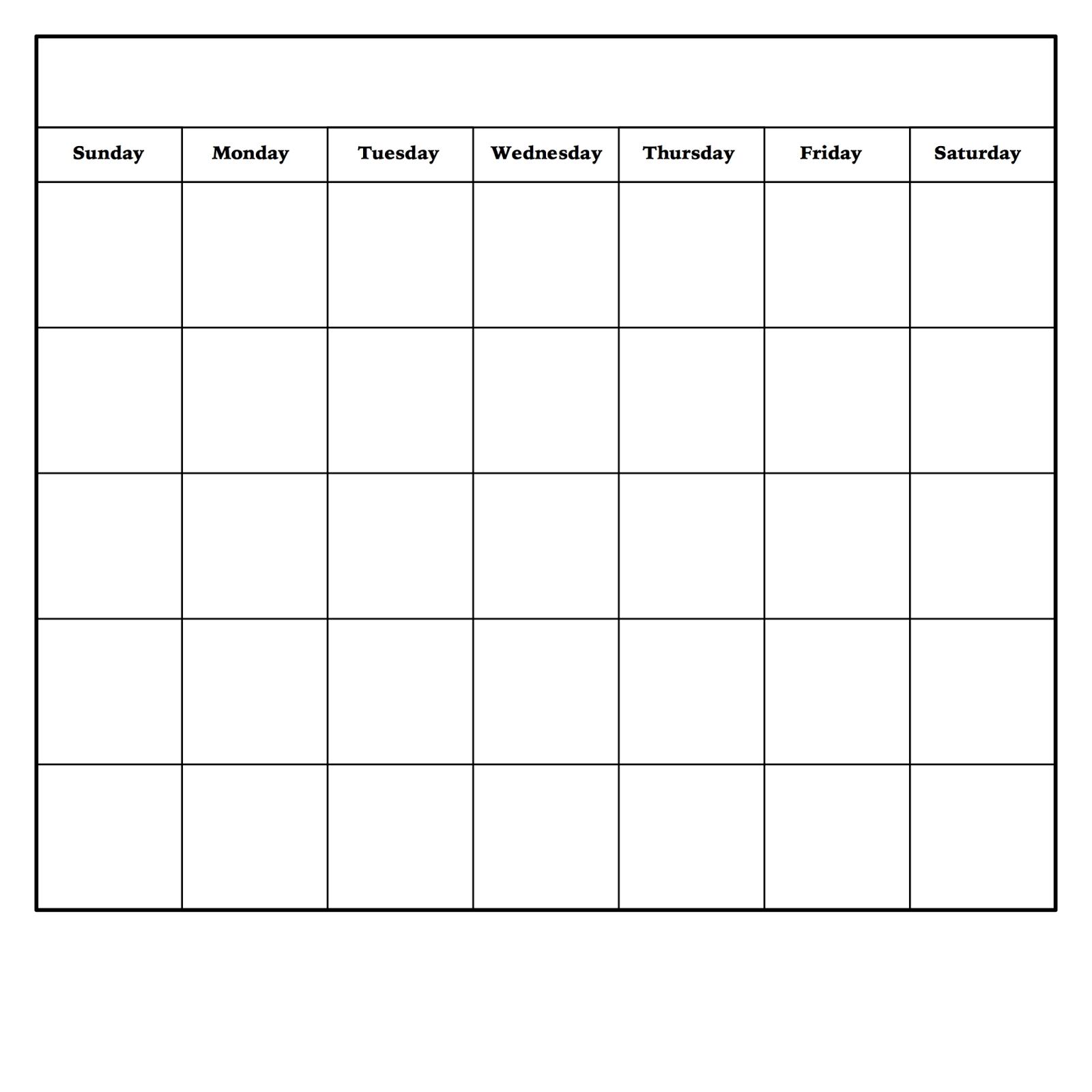diy dry erase calendar no 29 design | printable blank
