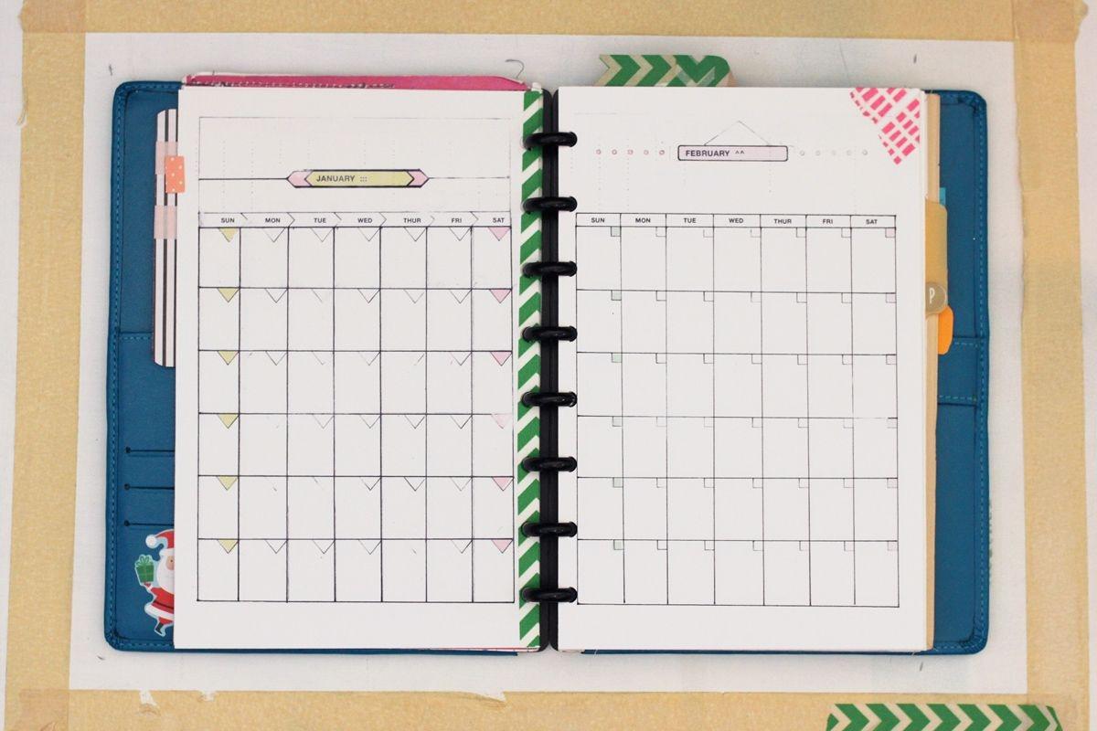 Diy Planner Archives ⋆ Amanda Hawkins   Ahhh Designamanda