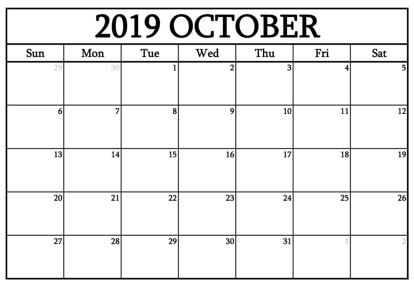 Exceptional Printable Calendar That You Can Type On In 2020