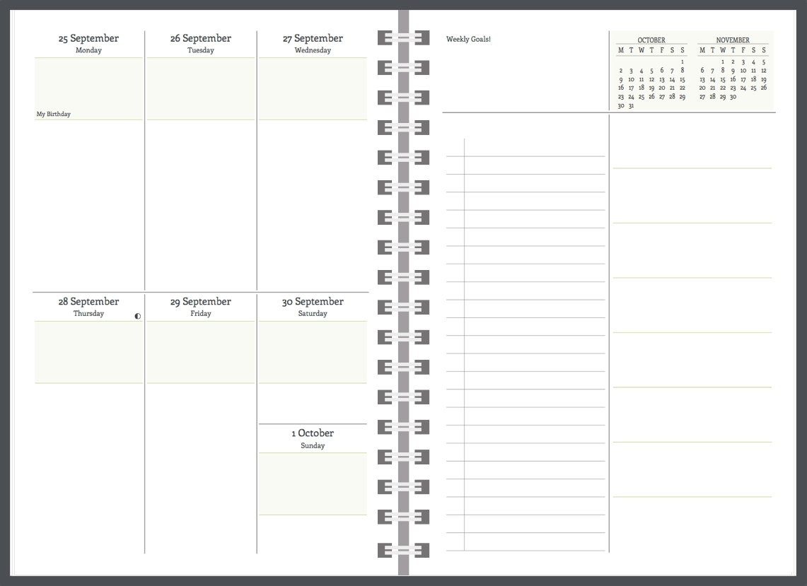 Exclusive Planner Features At Agendio