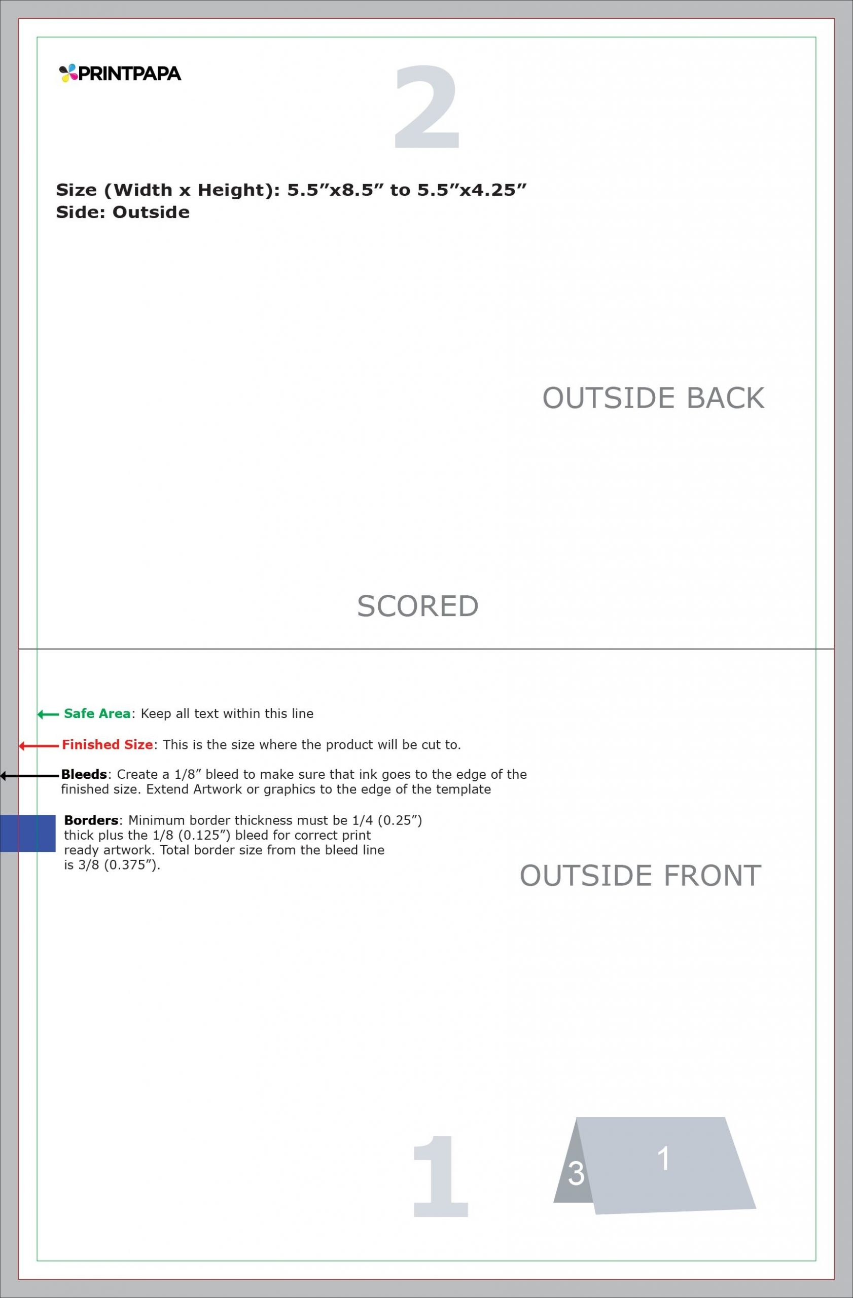 Find A Printing Template :: Printpapa