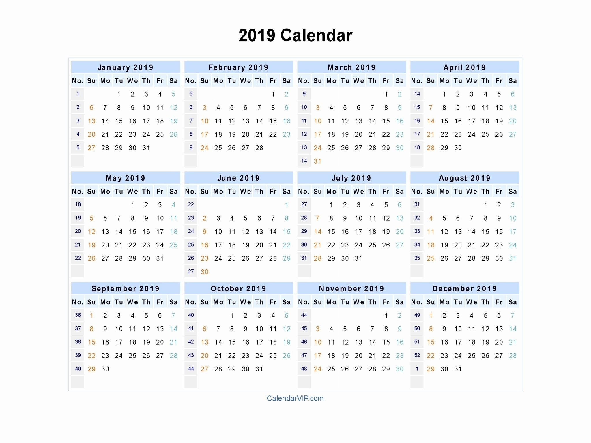 Free Printable Calendar You Can Type In In 2020 | Printable