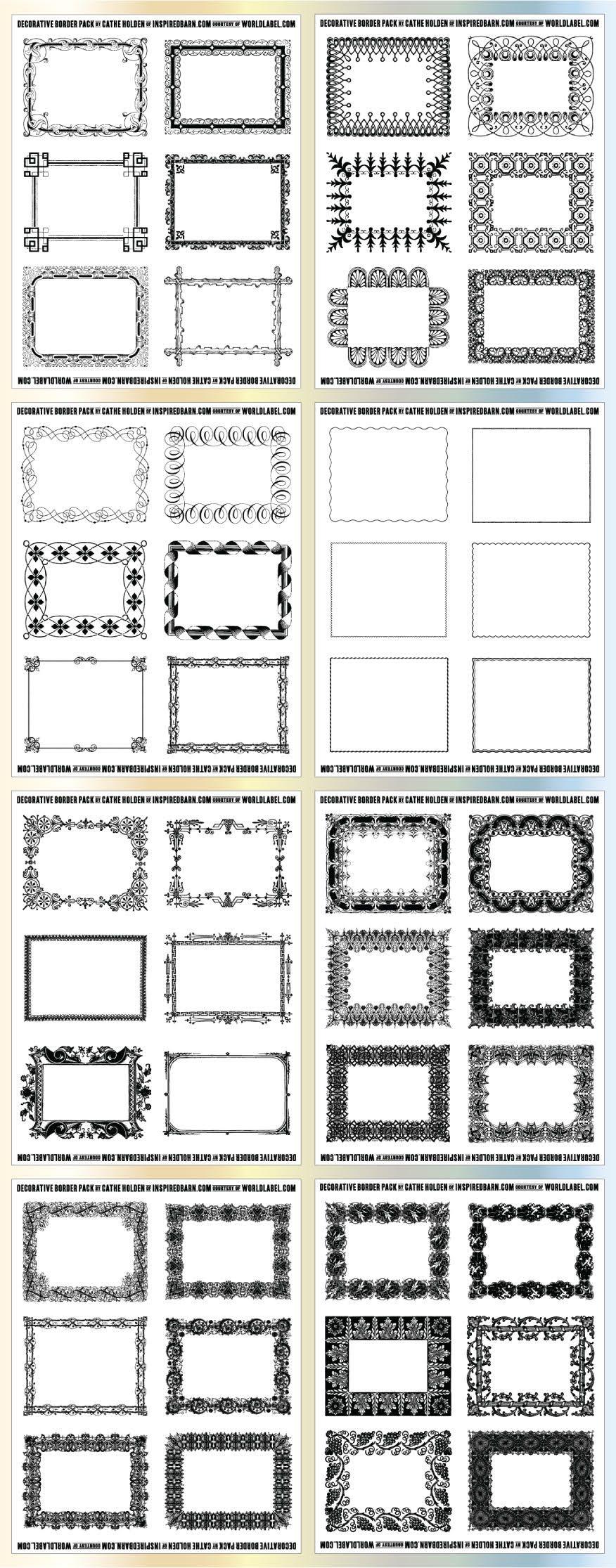 free printable labels & templates, label design @worldlabel
