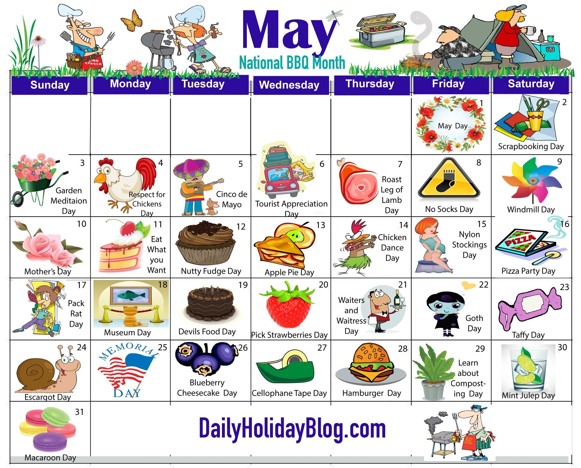 Happy May Day Here Is A Calendar So You Can Celebrate