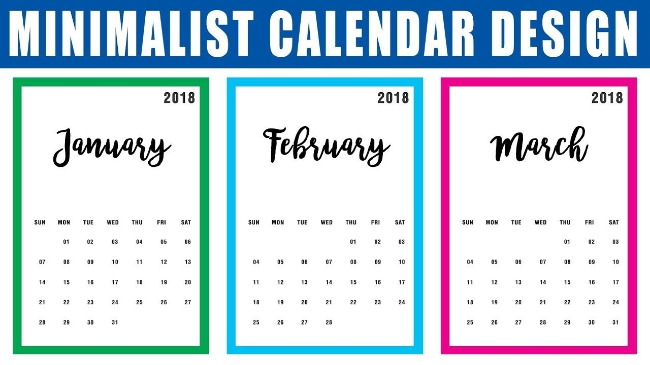 how to make a calendar in photoshop cc, cs6 | calendar photoshop