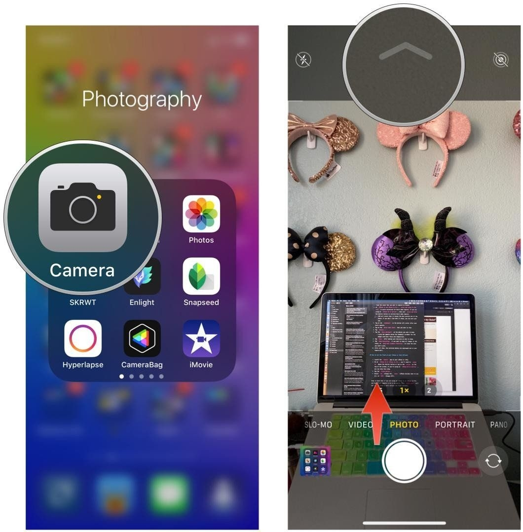 how to take photos, selfies, bursts, and more with your