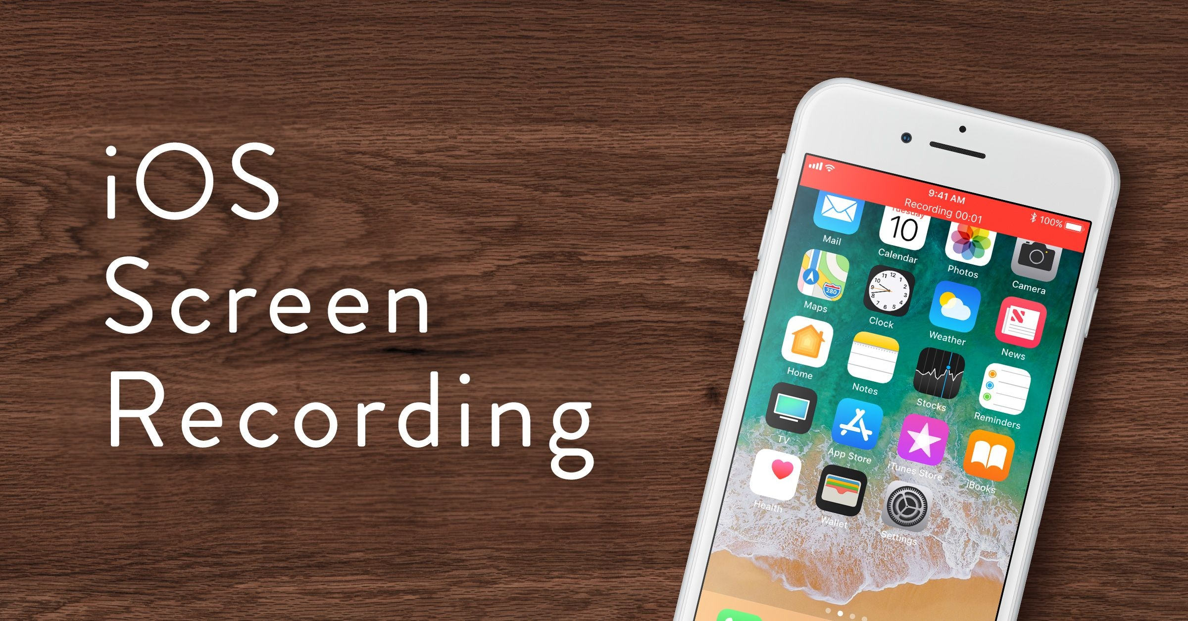 How To Use Screen Recording On Your Iphone, Ipad Or Ipod Touch