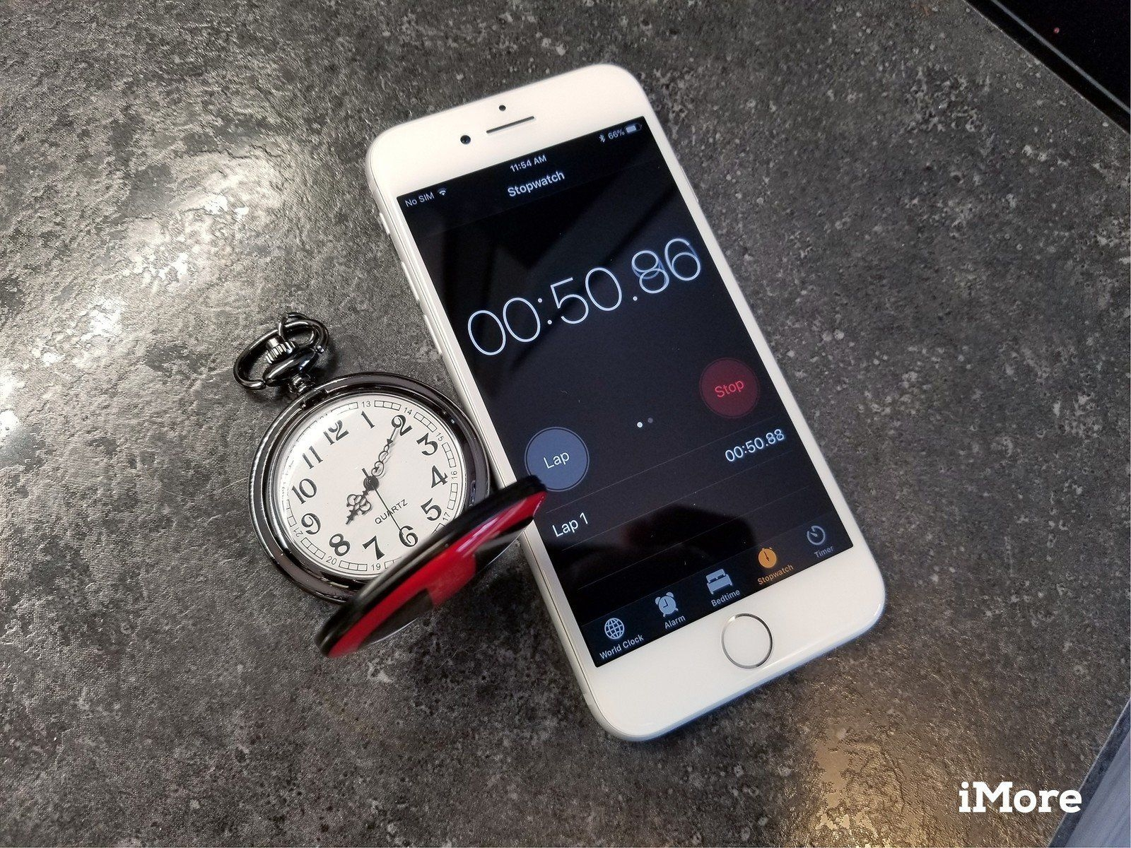 How To Use The Stopwatch On Iphone And Ipad | Imore