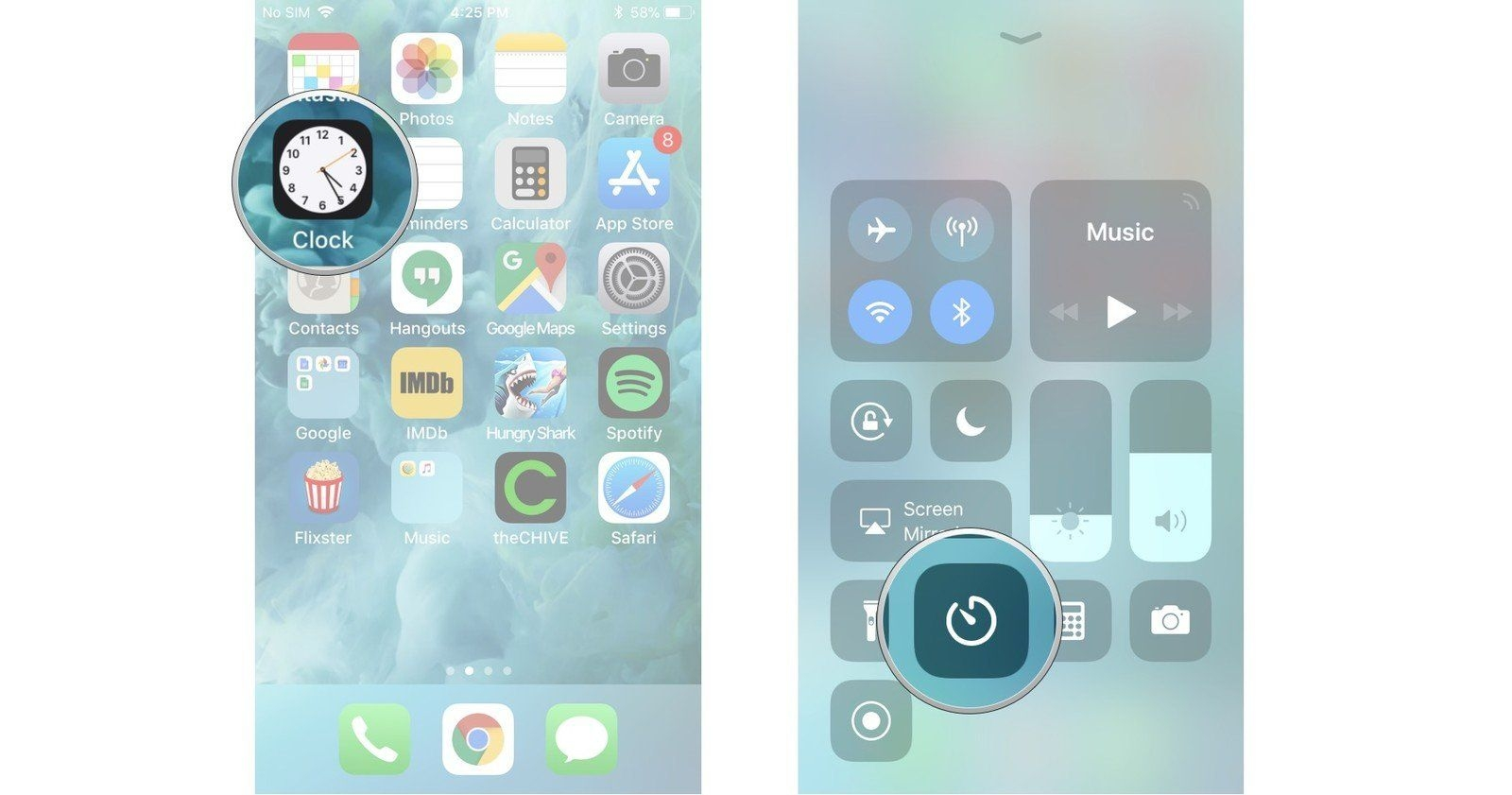 How To Use The Timer In The Clock App On Iphone And Ipad   Imore