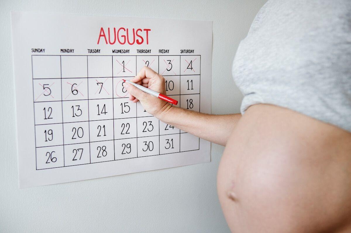 inclusive due date calculator · growing season