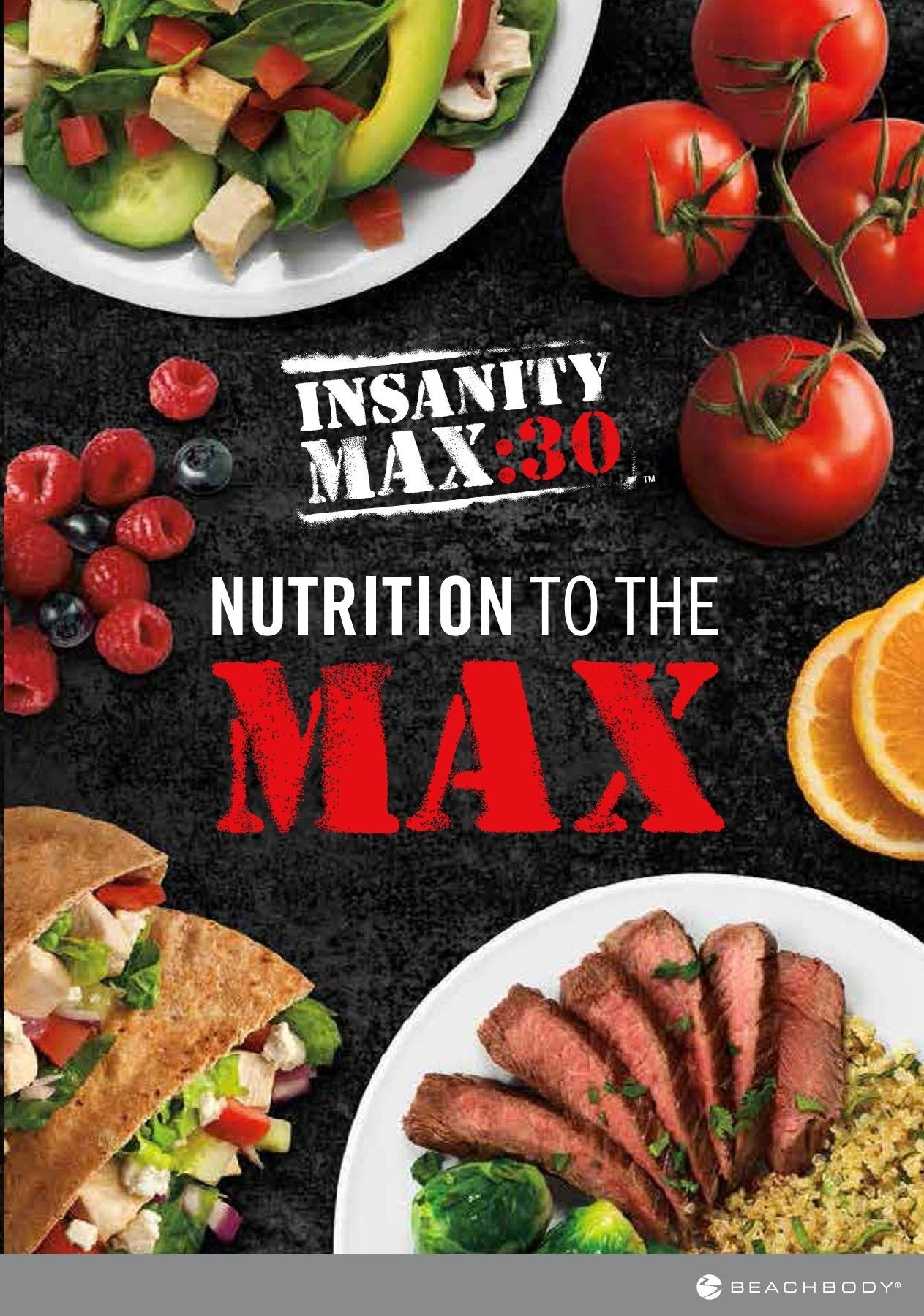 insanity max 30 nutrition guide pages 1 50 flip pdf