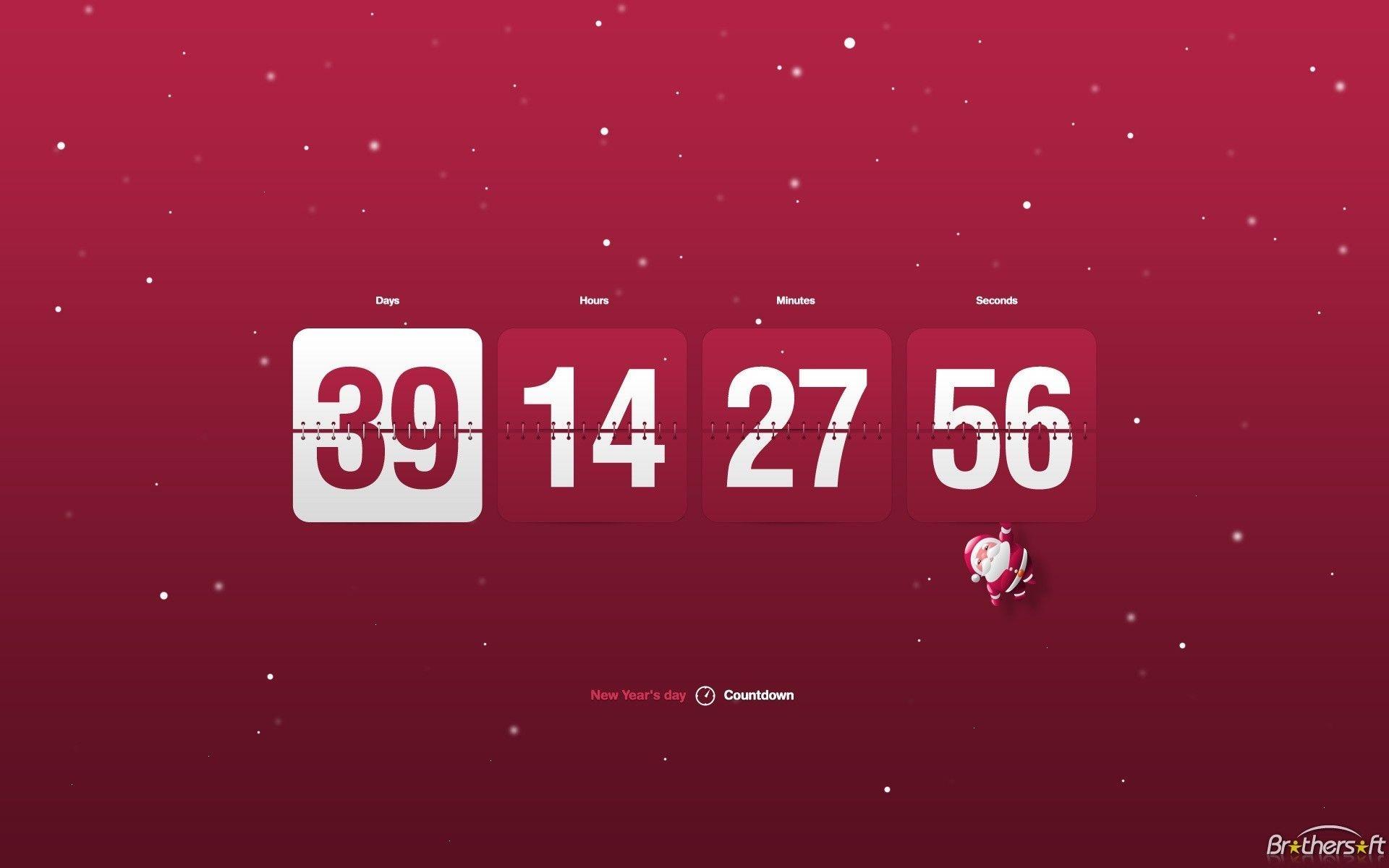 Lovely Retirement Countdown Clock Screensaver