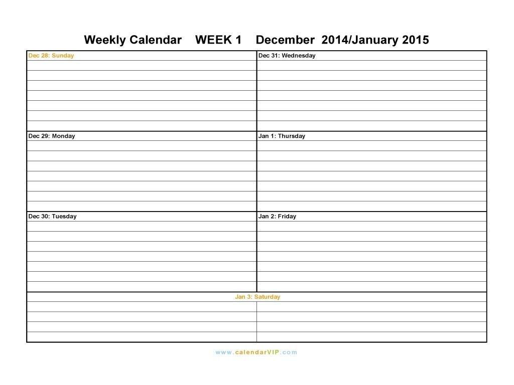lovely week calendar printable | free printable calendar monthly