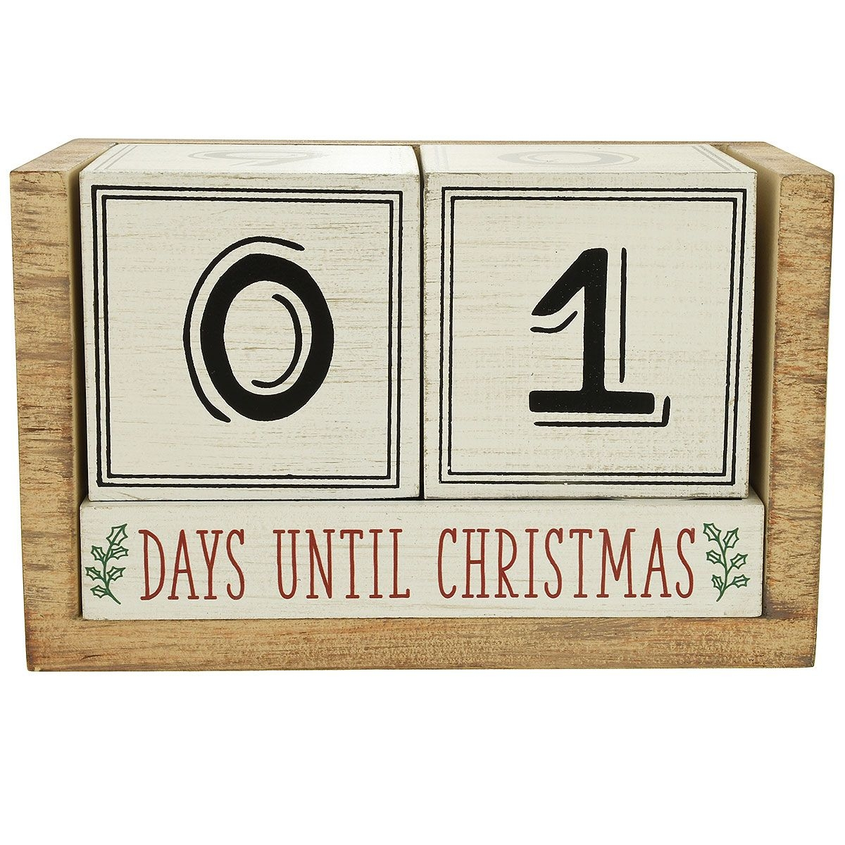 multi holiday countdown calendar