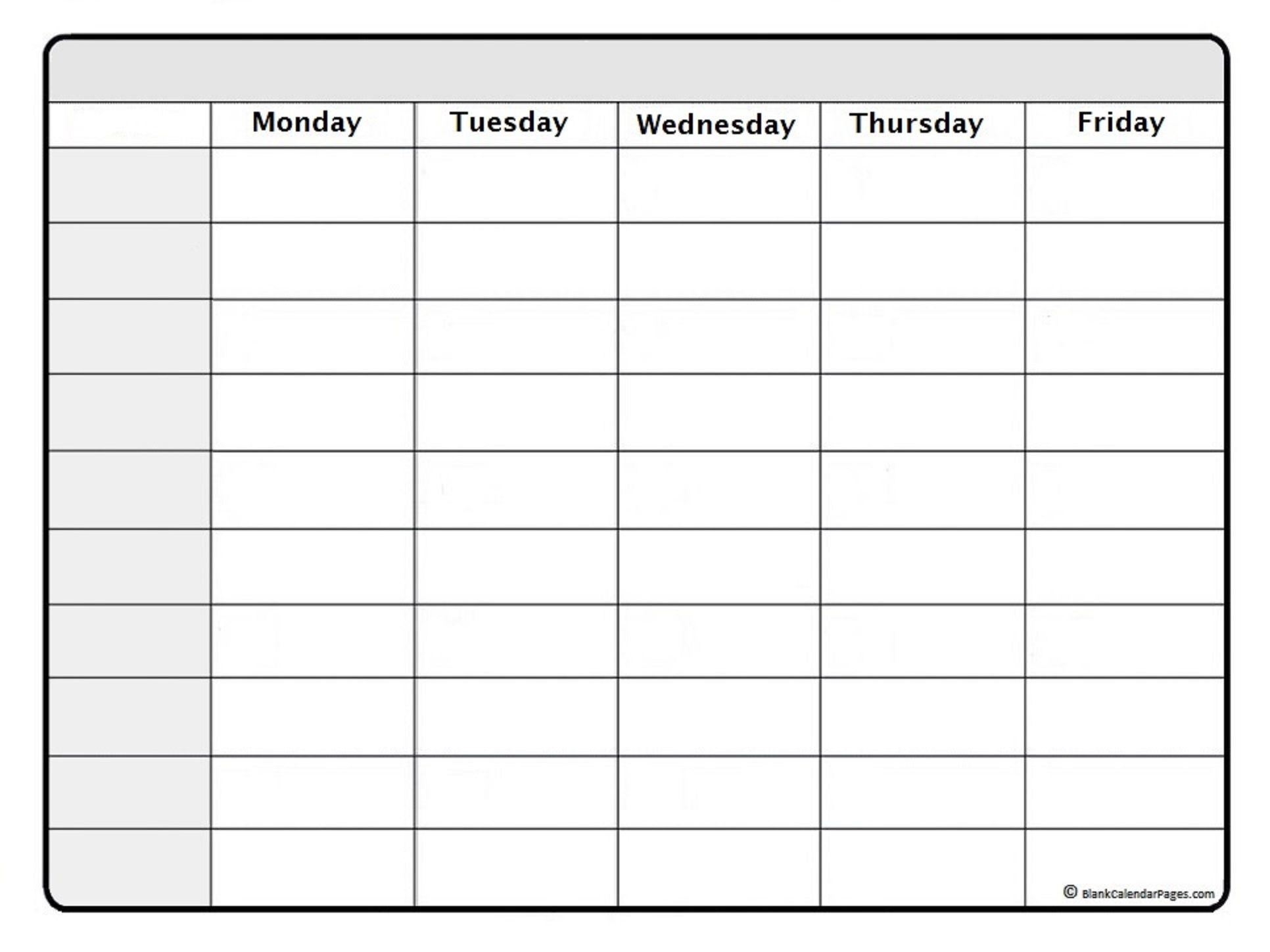 October 2020 Weekly Calendar | October 2020 Weekly Calendar