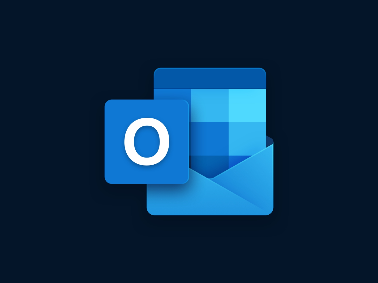 Outlook | App Icon Design, Icon Design, Icon