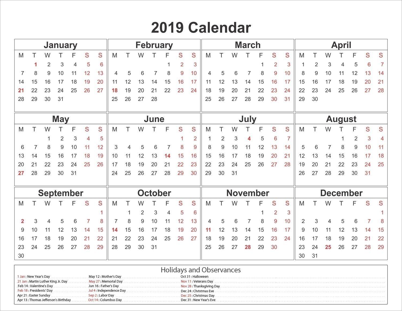 pdf blank calendar without months in 2020 | calendar
