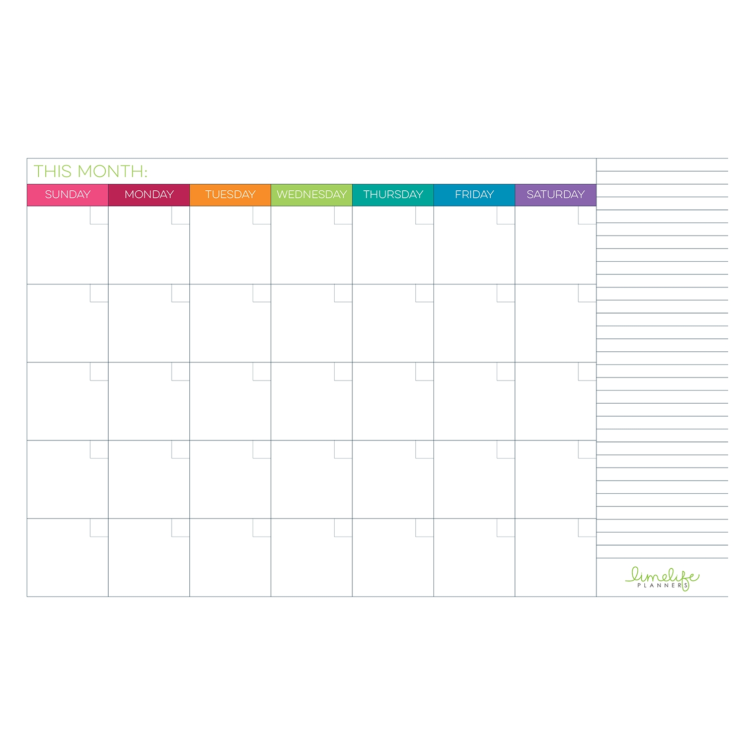 Pinkathy Wright On Free Printables | Planner Pages