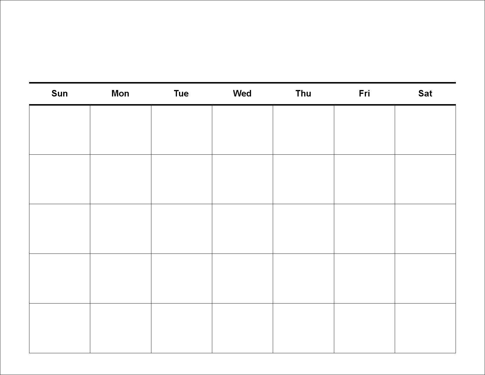 printable calendar grid leonescapersco free 2 week blank