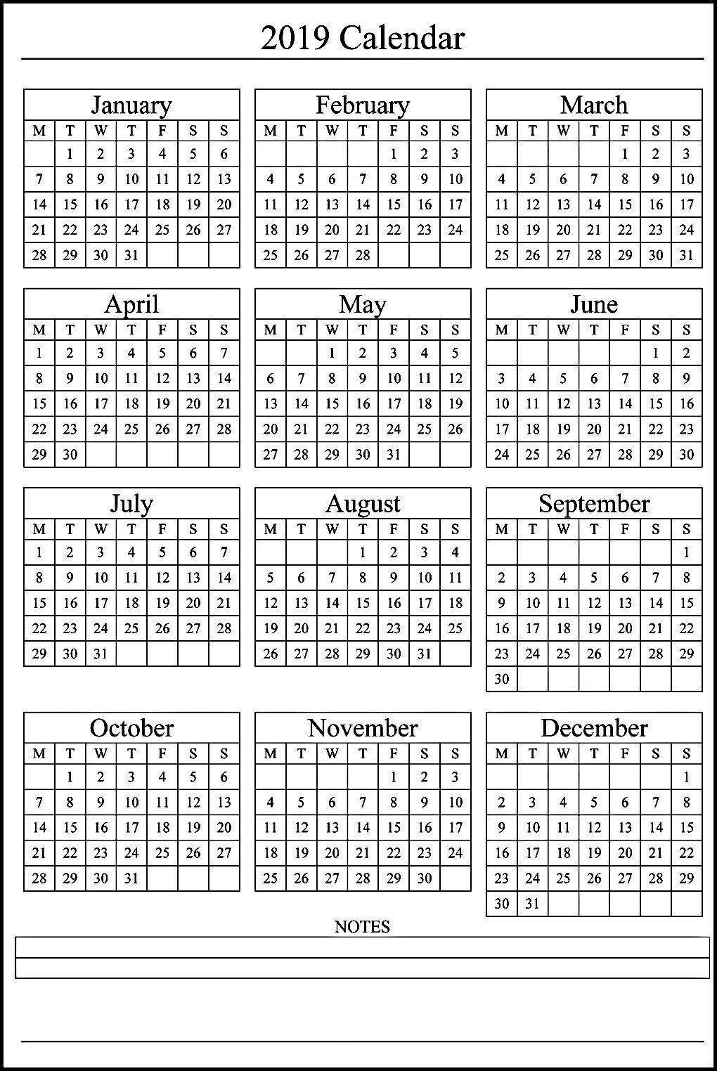 remarkable 4 months on one page calendar in 2020 | monthly