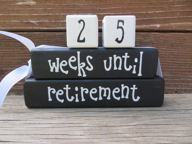 Retirement Countdown Calendar Screensaver In 2020
