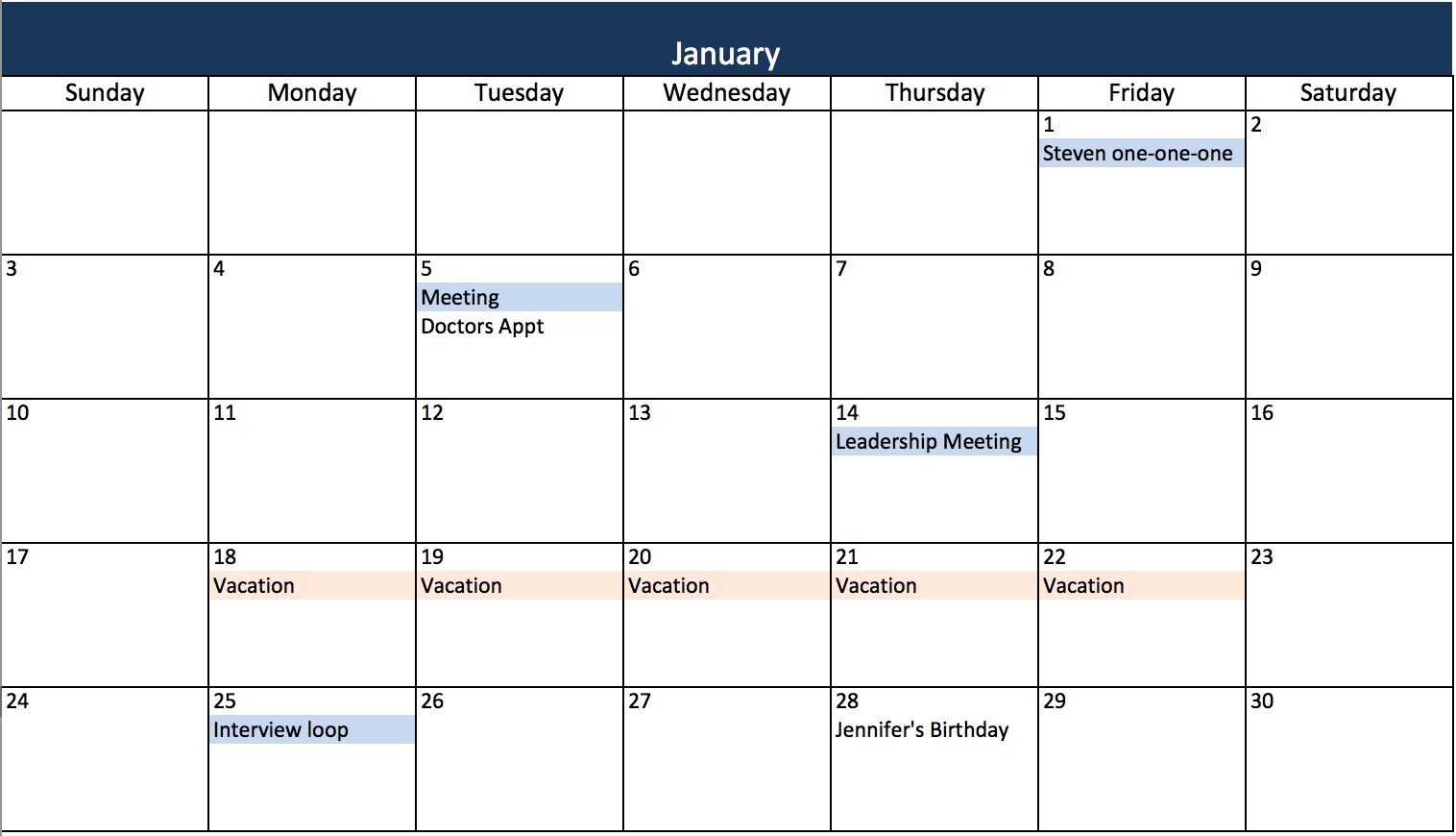 3 Ways To Create Your Project Manager Calendar