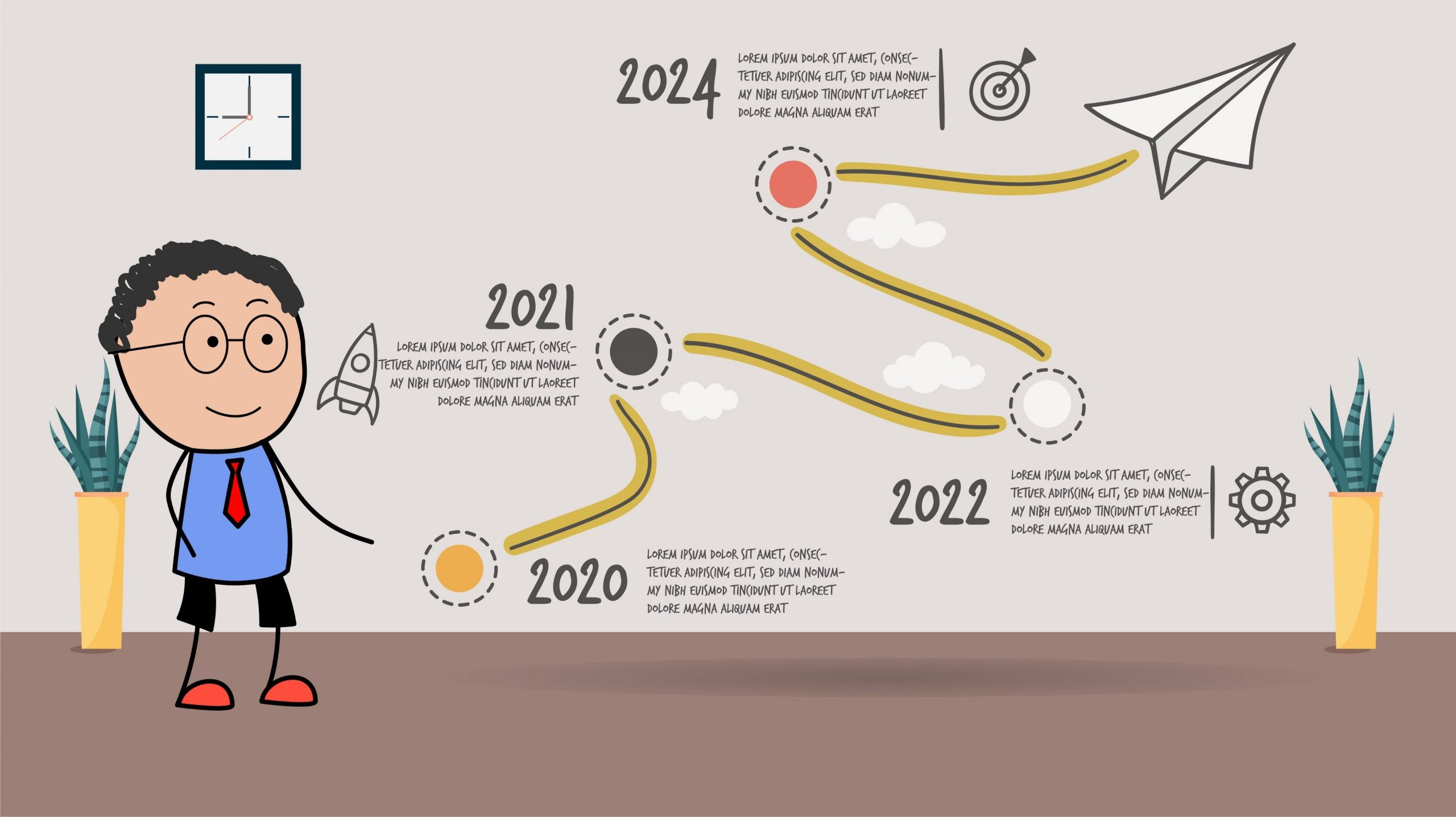 7 creative timeline templates plus tips and examples |