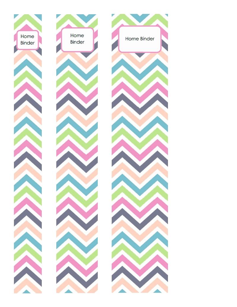 binder spines brights pdf google drive | binder labels