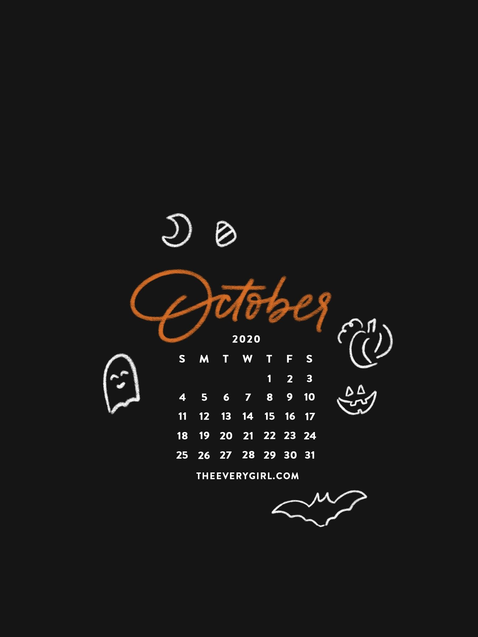 free, downloadable tech backgrounds for october 2020! | the