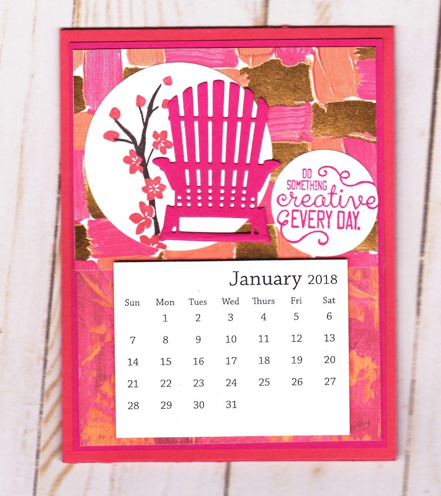 magnolia's place: calendar time