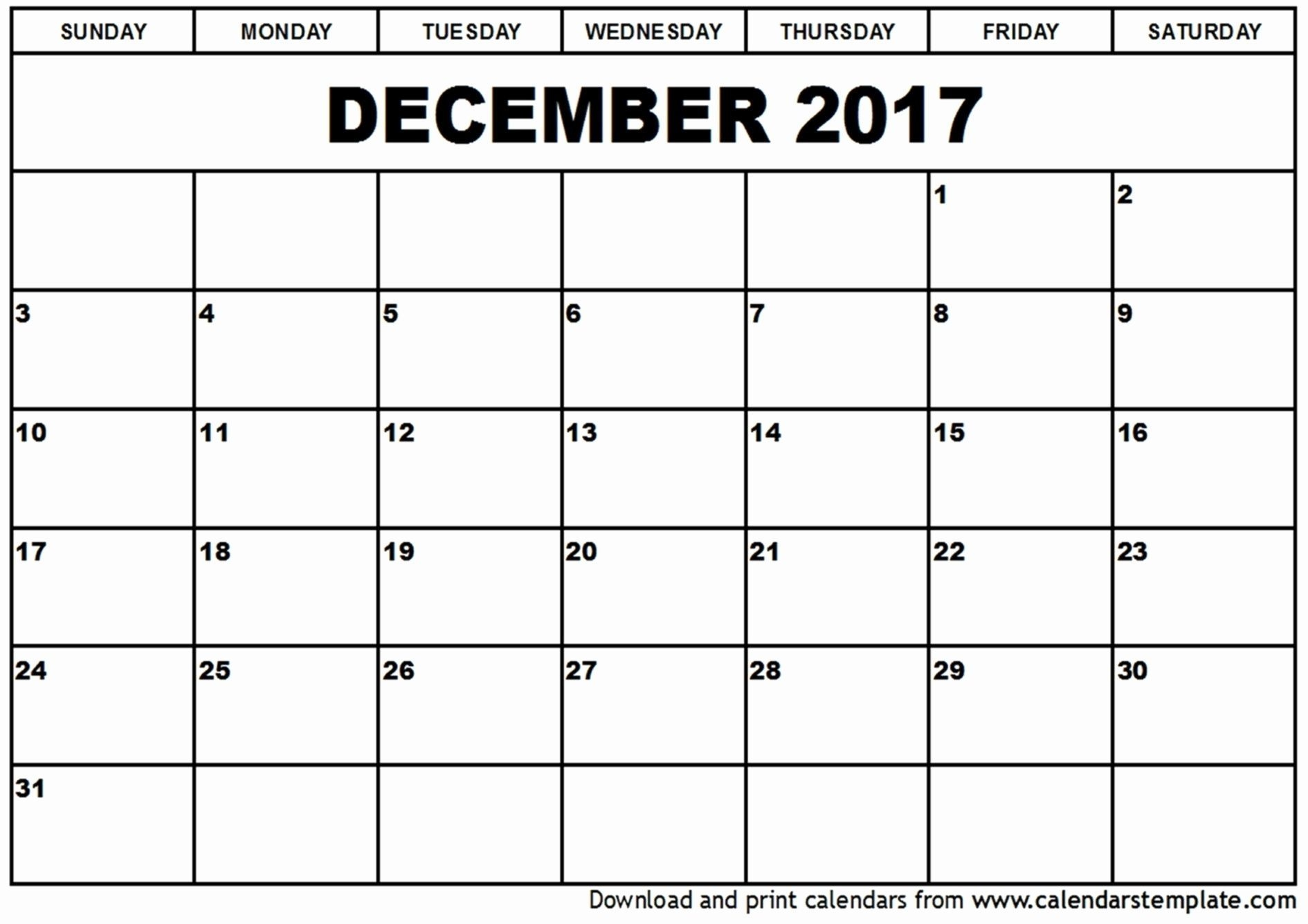 Printable Calendar I Can Type On | Free Calendar Template