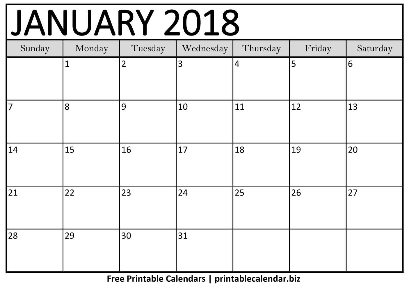 printable calendar you can type into | daily calendar