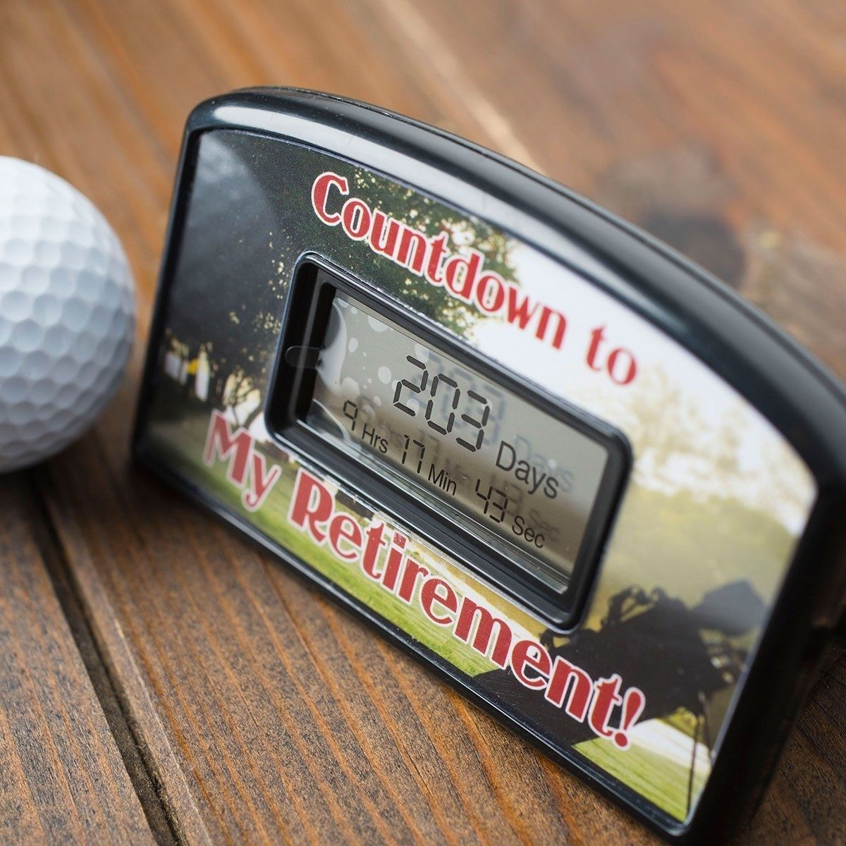 Retirement Calendar Countdown Excel | Countdown Calendar